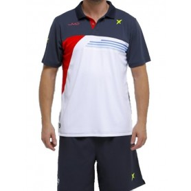 TEXTIL DROP SHOT POLO INVICTUS
