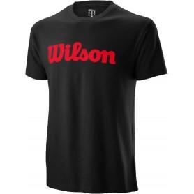 WILSON M SCRIPT COTTON TEE