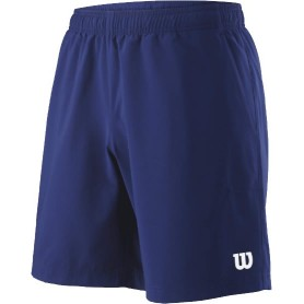 WILSON M TEAM 8 SHORT BLUE