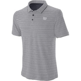 WILSON M TRAINING POLO EBON