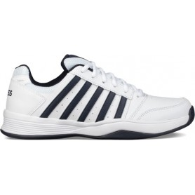 K-SWISS ZAPATILLA COURT SMASH BLANCO NEGRO