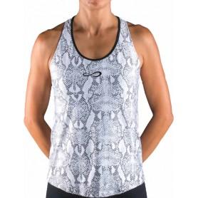 Endless Camiseta Iconic Tight - Snake Grey