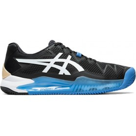 Asics Gel-Resoltion 8 Clay Black