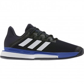 Adidas Solematch Bounce M Clay Black