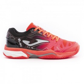 T.Slam Lady 907 Coral-Black Clay
