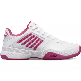 K-Swiss court express blanco