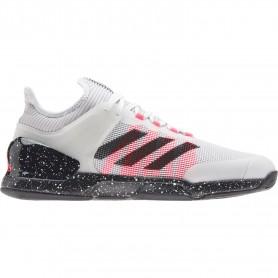 Adidas adizero ubersonic 2 white black