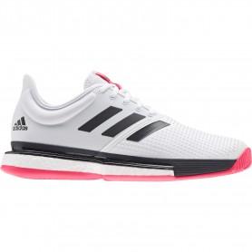 Adidas solecourt m white