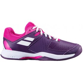 BABOLAT PULSION CLAY WOMEN GRAPE ROYALE