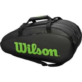 Wilson Tour 3 Comp Black/Green