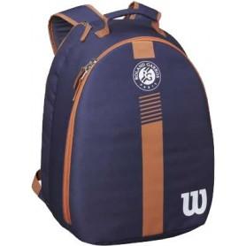 Wilson Roland Garros Yth Backpack Navy/Clay