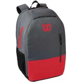 Wilson Team Backpack Red/Gray