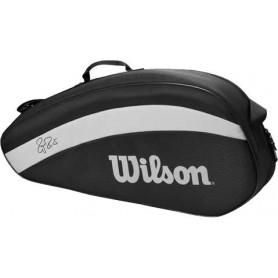 Wilson Rf Team 3 Pack Black