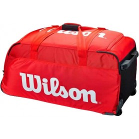 Wilson Super Tour Travel Bag Red
