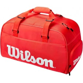 Wilson Super Tour Small Duffle Bag Infrared