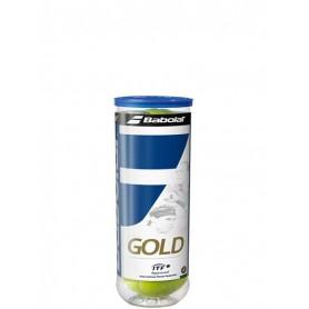 PELOTAS BABOLAT GOLD PET X3