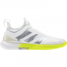 Adidas Adizero Ubersonic 4 W Ftwr White Silver Met Solar Ye