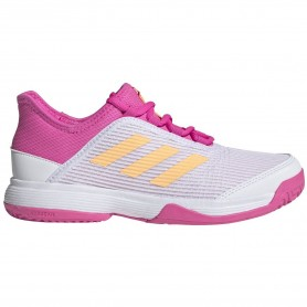 Adidas Adizero Club K Ftwr White Acid Orange Screami
