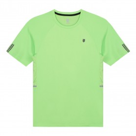 K-Swiss Camiseta Hypercourt Crew 2 Green