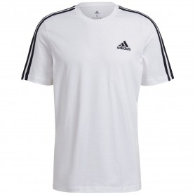 Adidas Camiseta M 3S Sj T White