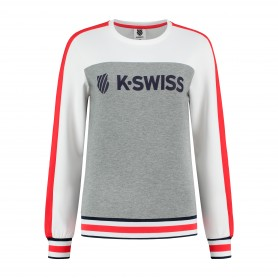 K-Swiss Sudadera Heritage Sport Warm-Up