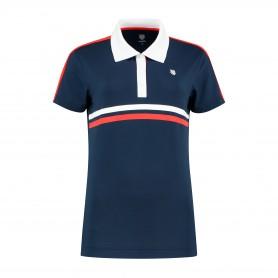 K-Swiss Polo Heritage Sport Navy