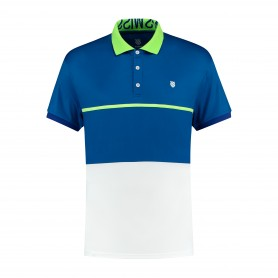 K-Swiss Polo Hypercourt Express Blue