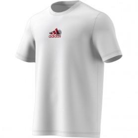 Adidas Camiseta M Ss Q2 1