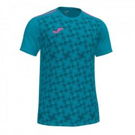 Joma Open III Camiseta Turquesa