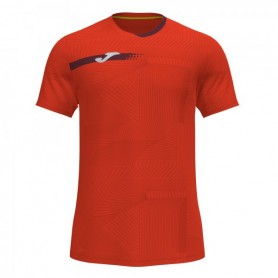 Joma Torneo Camiseta Rojo Burgundy