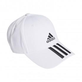 Adidas Gorra Bball 3S Cap Ct Mujer White
