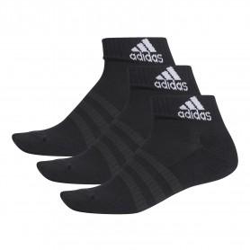 Adidas Calcetin Cush Ank 3Pp Negro