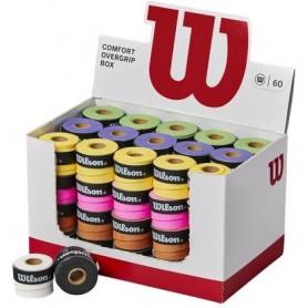 Wilson Caja Comfort Overgrip Box - 60 Unidades