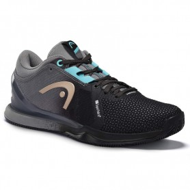 HEAD Sprint Pro 3.0 SF Clay Women BKBL
