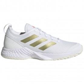 Adidas Court Control W Zapatilla Blanco