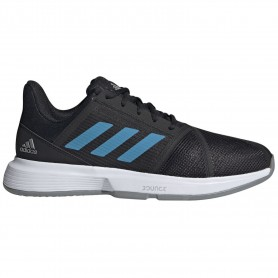 Adidas Courtjam Bounce M Zapatilla Negro
