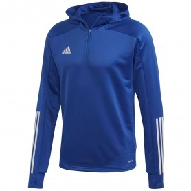 Adidas Sudadera Con Capucha Condivo 20 Azul