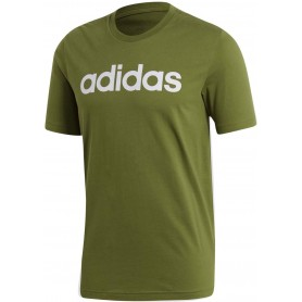 Adidas Camiseta E Lin Tee Verde