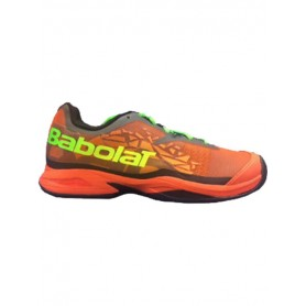 ZAPATILLAS BABOLAT JET TEAM PADEL JR