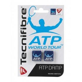 ANTIVIBRADOR TECNIFIBRE ATP DAMP BLEU (2PCS)