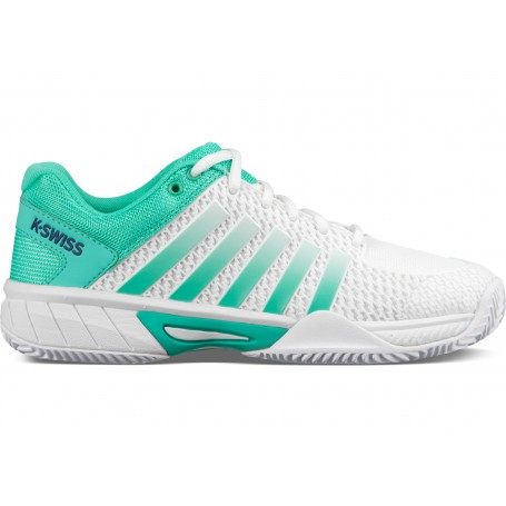 K-SWISS EXPRESS LIGHT HB - Zapatillas de tenis outdoor - white Faire Les Courses Pour Vente Réel 2018 Plus Récent En Ligne DyqbyPb