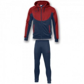 TEXTIL JOMA HOODIE ESSENTIAL NVY