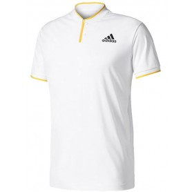 TEXTIL ADIDAS POLO LONDON WHITE