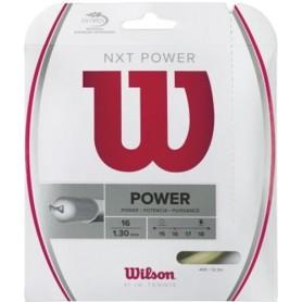 CORDAJES WILSON NXT POWER 16