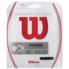 CORDAJES WILSON SYNTHETIC GUT POWER 16 BK