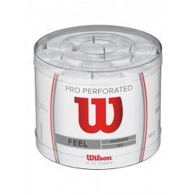 WILSON PRO OVERGRIP PERFORATED 60 UNIDADES