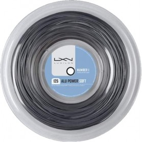 CORDAJES ALU POWER SOFT 125 200M REEL SI