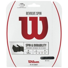 CORDAJES WILSON REVOLVE SPIN 17 SET BK