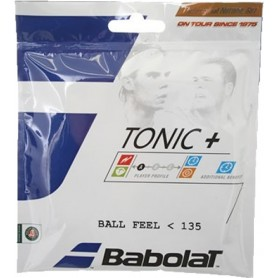 CORDAJES CORDAJE BABOLAT TONIC+ BALL FEEL 12M