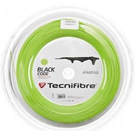 CORDAJES BOBINA TECNIFIBRE BLACK CODE LIME 200M 1.28